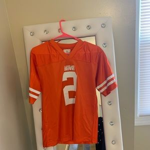 Tops - Browns jersey